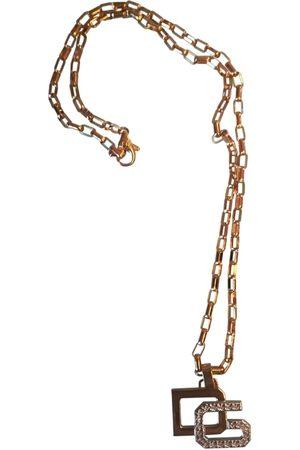 Dolce & Gabbana Steel Necklaces