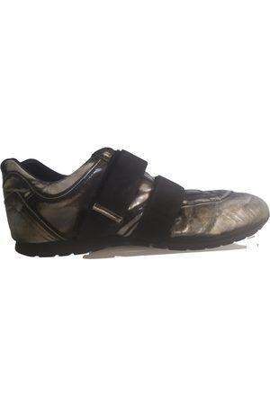 Cesare Paciotti Leather trainers