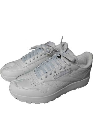 Maison Margiela X Reebok Leather low trainers
