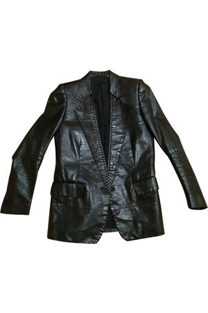 CAROL CHRISTIAN POELL Leather Leather Jackets