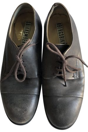 DIRK BIKKEMBERGS Leather Flats