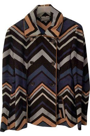 Diane von Furstenberg Multicolour Cotton Coats