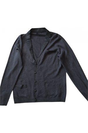 The Kooples Grey Cotton Knitwear & Sweatshirts