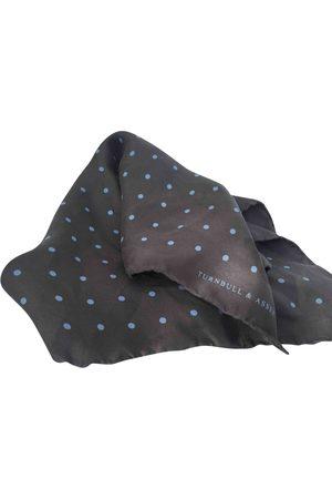 Turnbull & Asser Silk scarf & pocket square