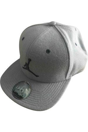 Jordan Men Hats - Grey Wool Hats & Pull ON Hats
