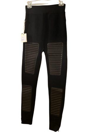 Jean Paul Gaultier Synthetic Trousers