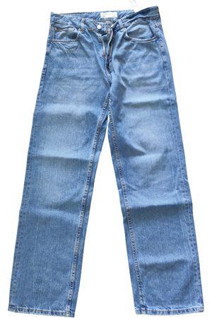 Bershka Cotton Jeans