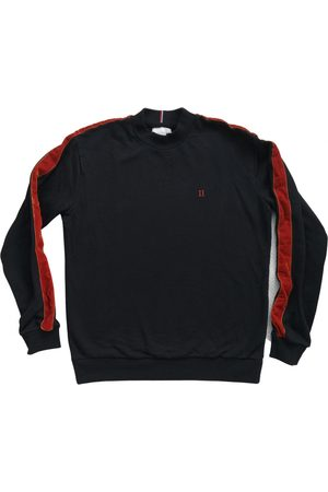 Les Deux Navy Cotton Knitwear & Sweatshirts