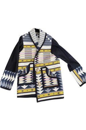 JESSIE WESTERN Multicolour Wool Coats