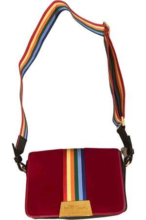 Palm Angels Velvet Handbags