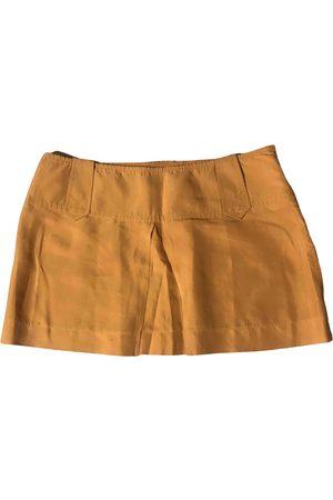 Philosophy Di Alberta Ferretti Silk mini skirt