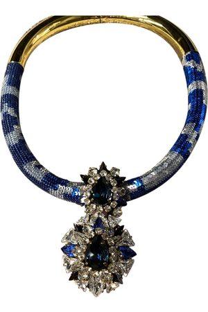 SHOUROUK Multicolour Metal Necklaces