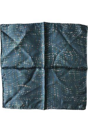 Les Hommes Silk scarf & pocket square