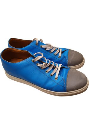 Marc Jacobs Leather Trainers