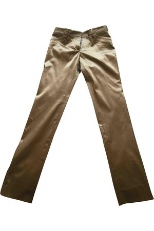 Dolce & Gabbana Synthetic Trousers