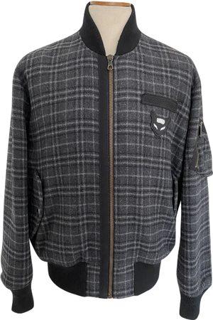 No. 21 Grey Wool Jackets