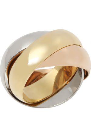 Cartier Yellow Rings