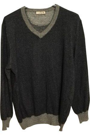 CANTARELLI Grey Wool Knitwear & Sweatshirts