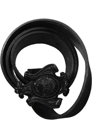 Costume National Leather Belts