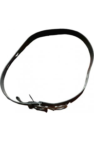 Costume National Leather belt