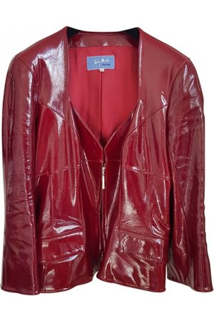 Thierry Mugler Leather Jackets
