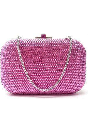 Judith Leiber Linen Handbags