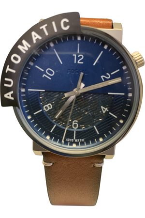 Fossil Leather Watches