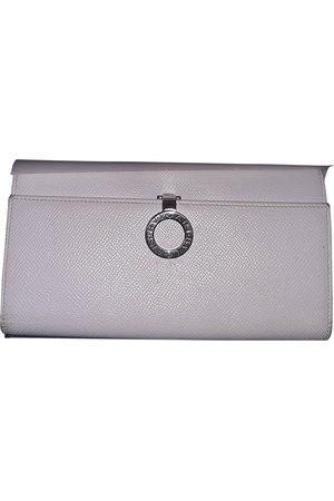 Bvlgari Leather wallet