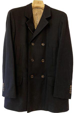 Brunello Cucinelli Navy Cotton Coats