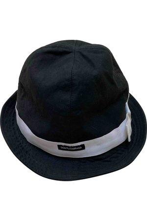 Dolce & Gabbana Cotton Hats