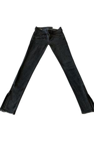 RAG&BONE Grey Denim - Jeans Jeans