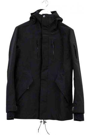 11 BY BORIS BIDJAN SABERI Grey Cotton Jackets