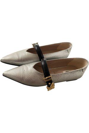 Reike Nen Leather Ballet Flats