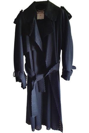 Moschino Wool Trench Coats