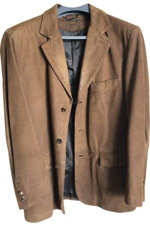 Salvatore Ferragamo Suede Jackets
