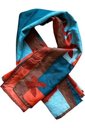 EMMANUELLE KHANH Multicolour Silk Scarves