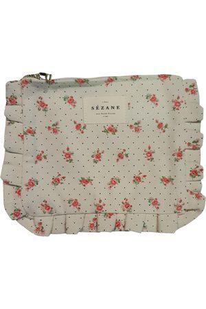 Sézane Cotton Clutch Bags