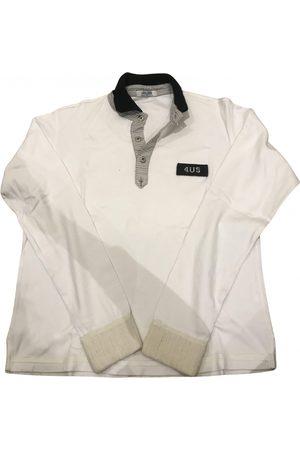 Cesare Paciotti Cotton Polo Shirts