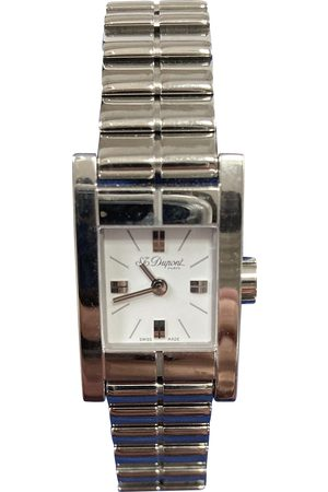 S.T. Dupont Steel Watches