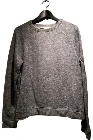 Sandro Anthracite Cotton Knitwear & Sweatshirts