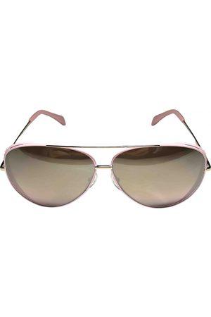 Moschino Metal Sunglasses