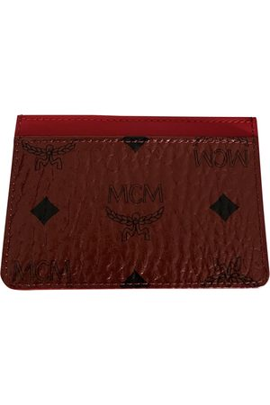 MCM Leather Small Bags, Wallets & Cases