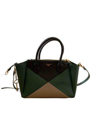 Pomikaki Leather handbag