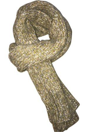 Dolce & Gabbana Camel Polyester Scarves & Pocket Squares