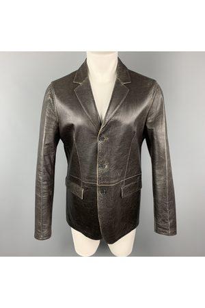 Neil Barrett Men Leather Jackets - Leather Jackets