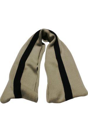 Hermès Grey Cashmere Scarves & Pocket Squares
