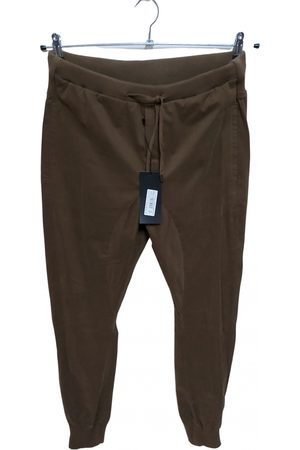 Costume National Men Pants - Cotton Trousers