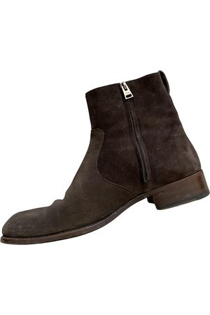 Tom Ford Suede Boots