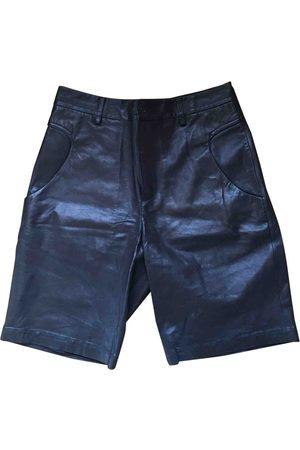 Alexander Wang Synthetic Shorts