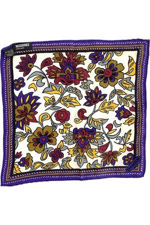 Missoni Multicolour Silk Scarves